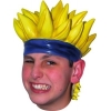 Anime Wig - Yellow Spiky